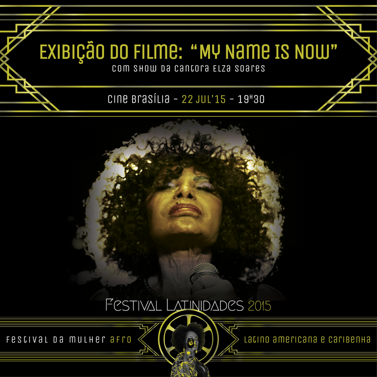 """My Name is Now"" avaliaçãofilme"