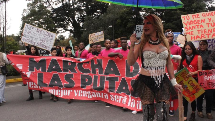 Marcha de lasPutas